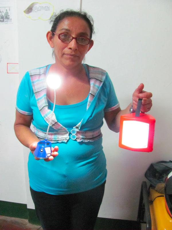 Solar Powered Items